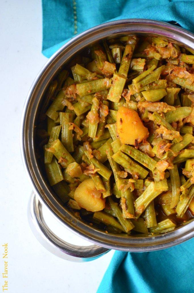 Ghokarkaya Curry