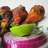 Tandoori Chicken - without a Tandoor