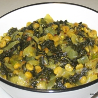 Thotakura/Amaranth curry