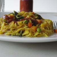 Vegetable Bambino Upma