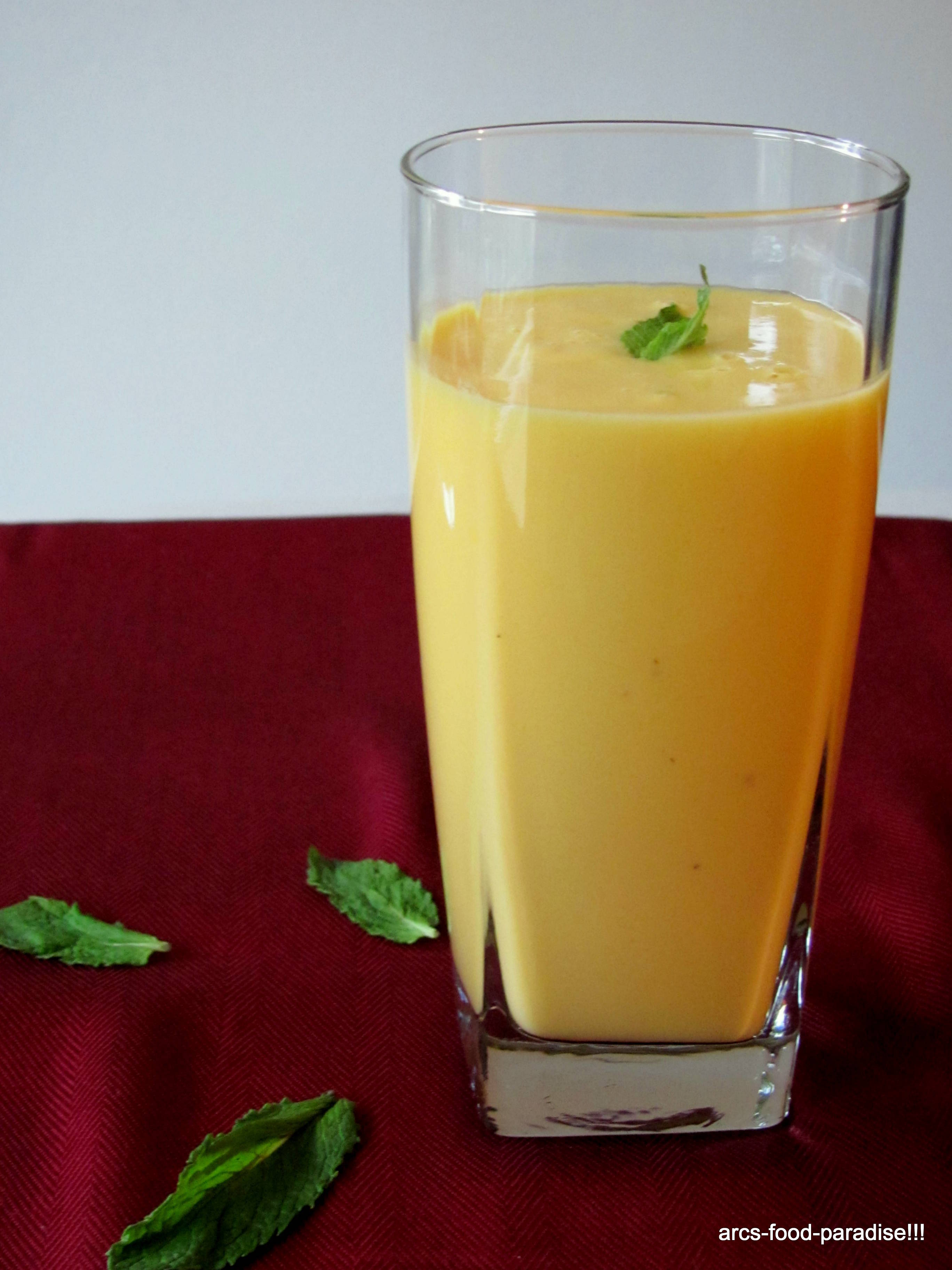 lassi with berries restaurant style mango lassi homemade popsicles ...