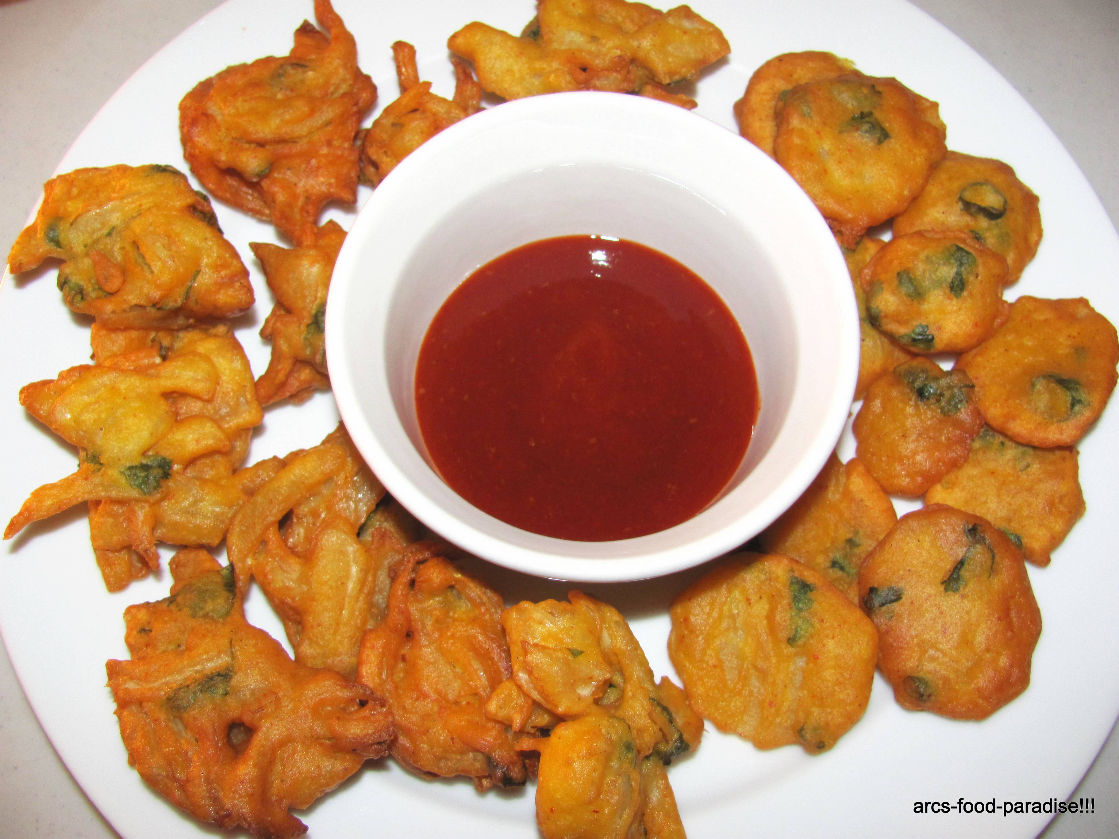 Indian Potato Fritters Recipes — Dishmaps