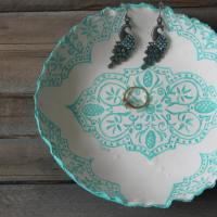 DIY Polymer Clay Jewelry Dish