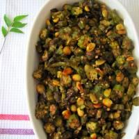 Bendakaya Vepudu/Okra Fry
