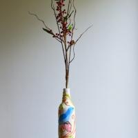 Polymer Clay Vase - DIY