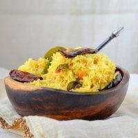 Chinthapandu Pulihora - Tamarind Rice