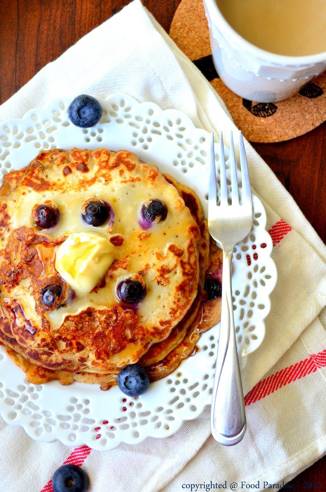 Blueberry_ Buttermilk_Pancakes