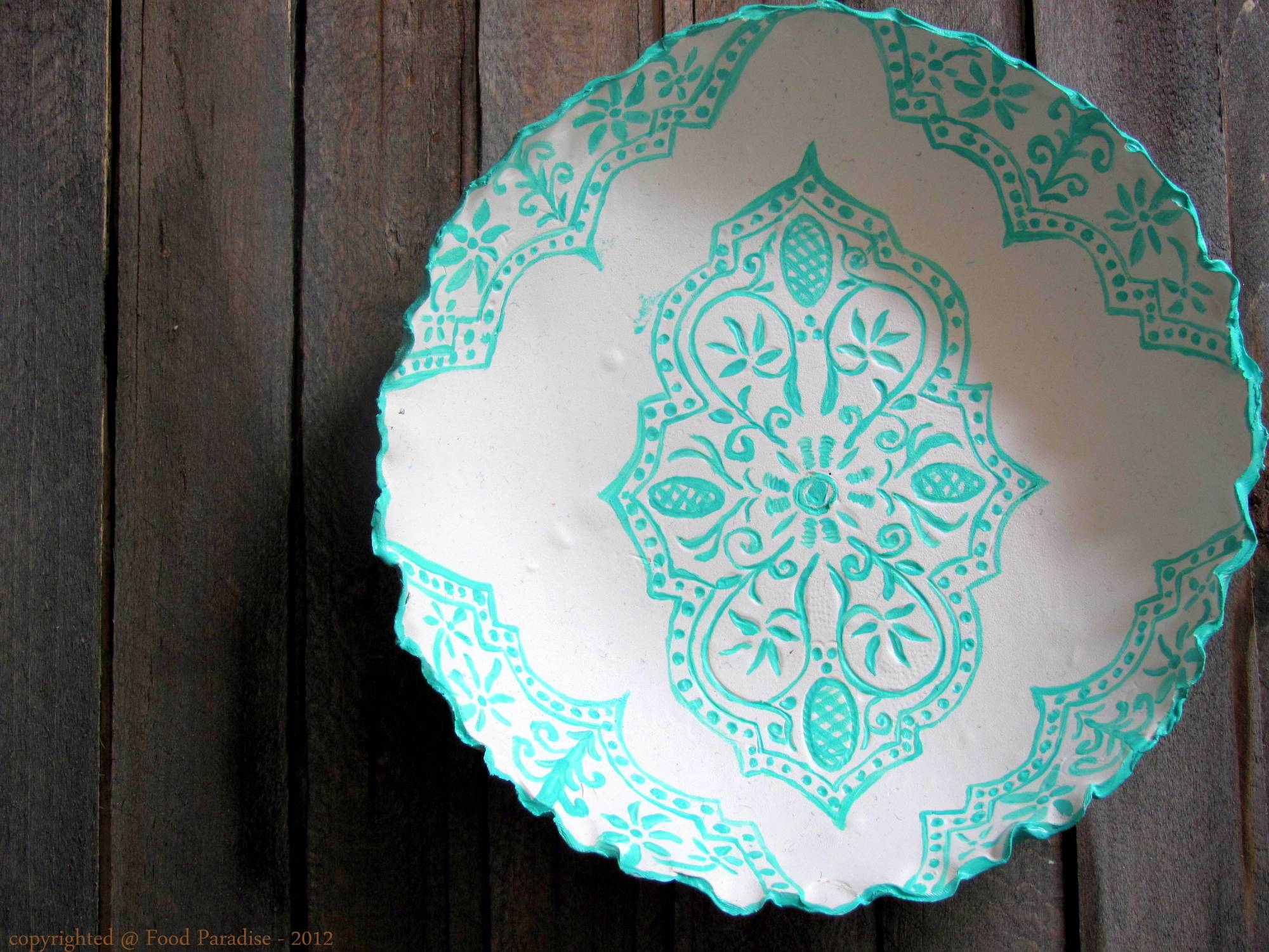 DIY - Polymer Clay Jewelry Dish