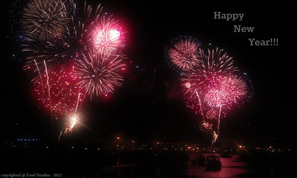 Happy New Year - 2013