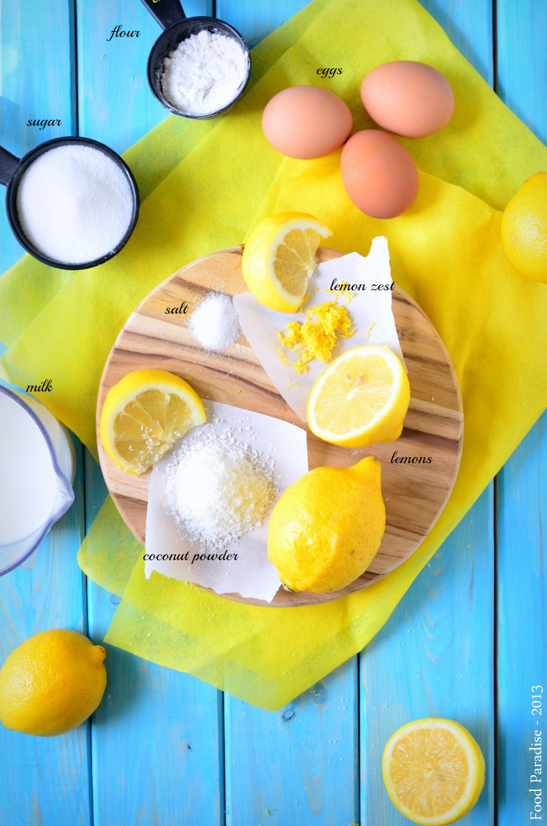 Lemon-Coconut-Custard-Ingredients