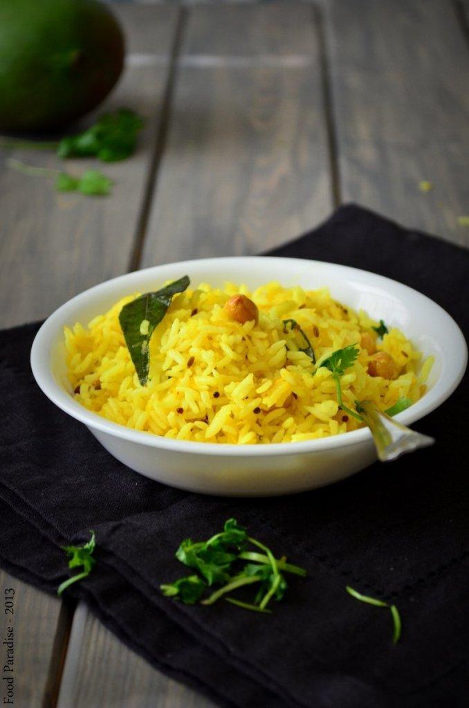Mango-Rice
