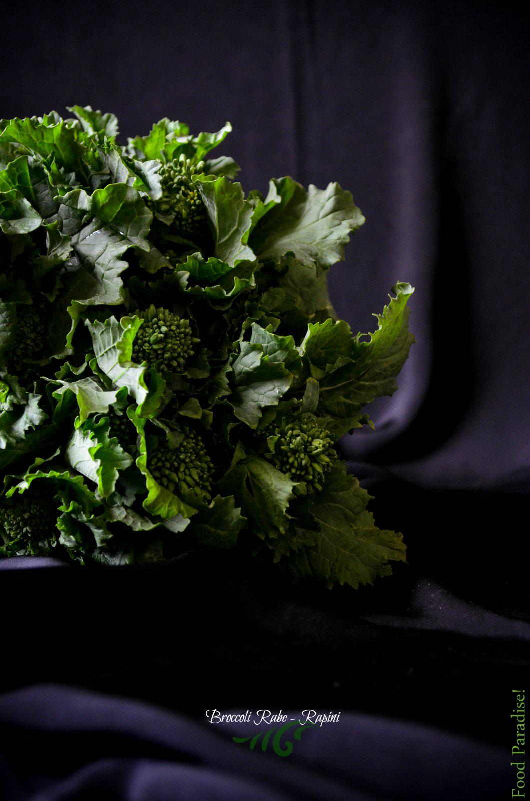 Broccoli Rabe - Rapini