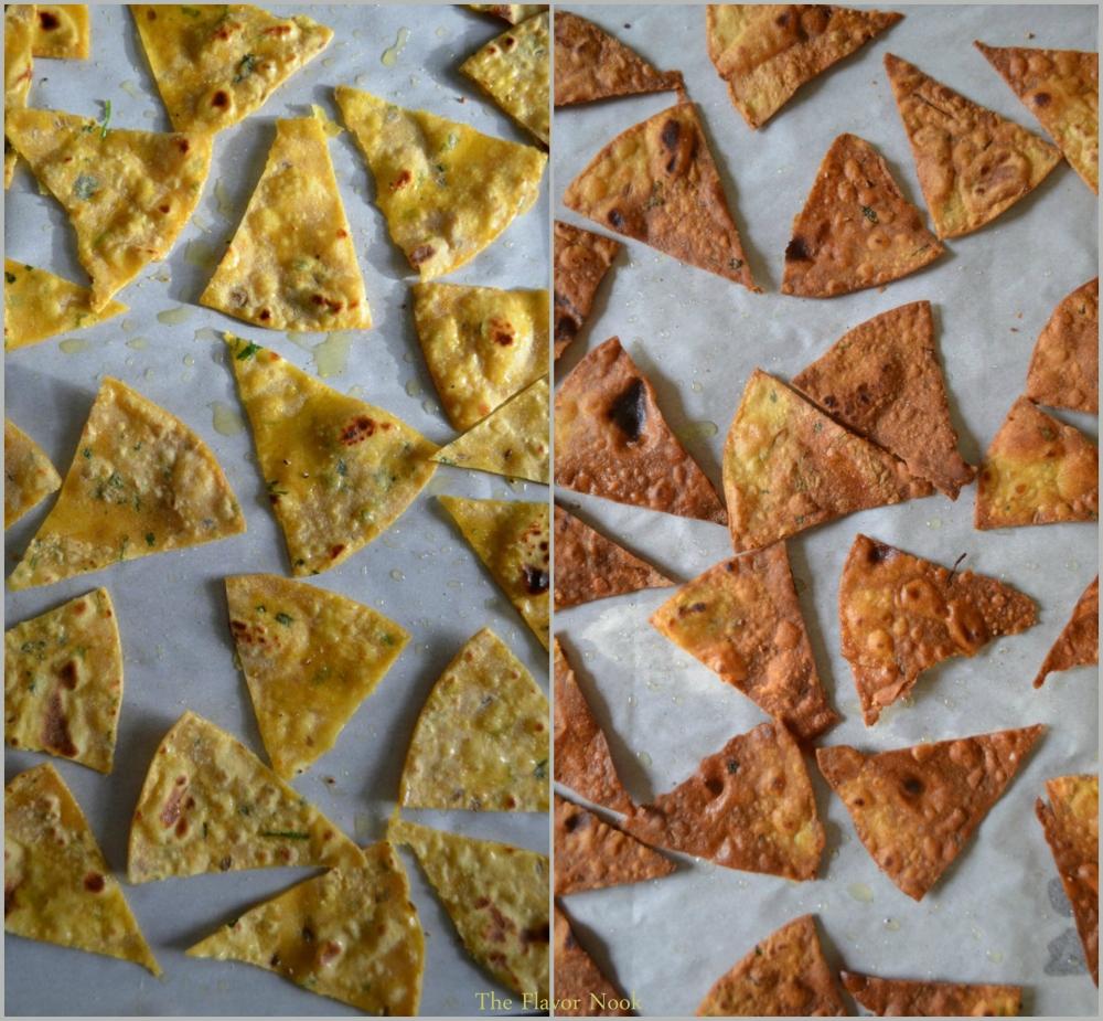 Paratha-Chips