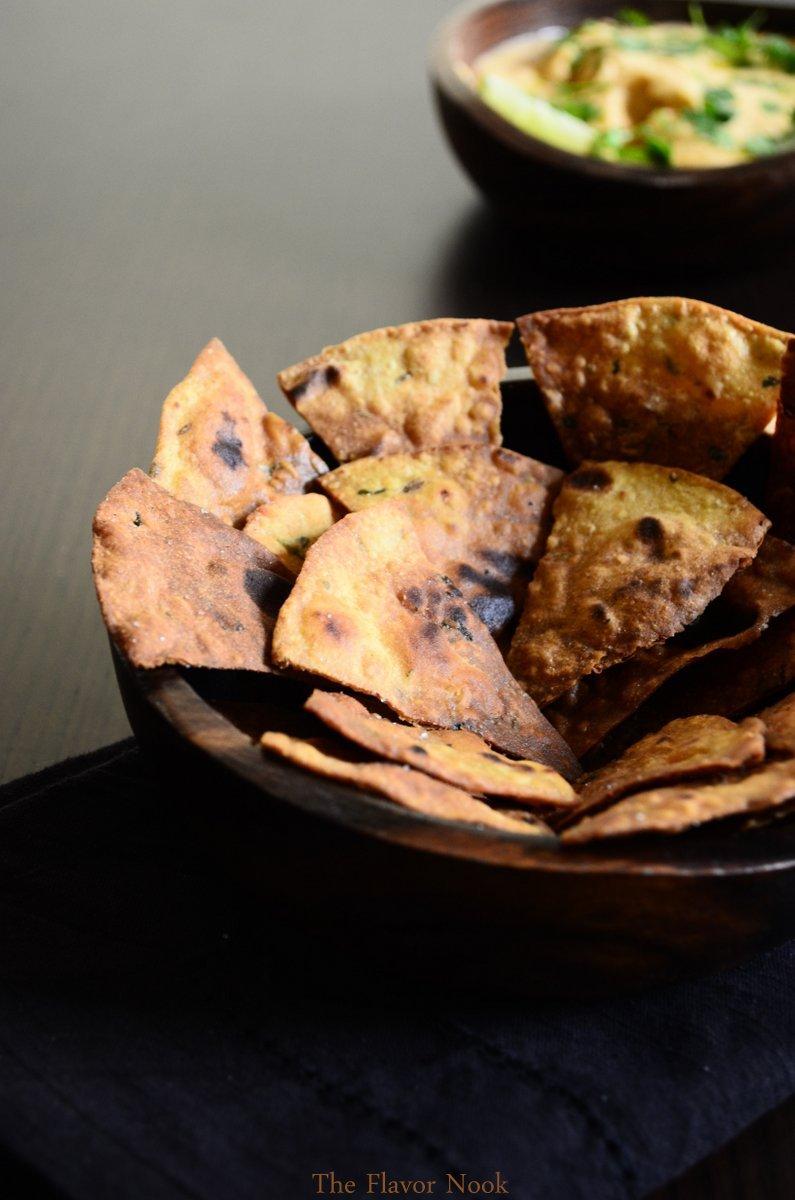 Paratha Chips