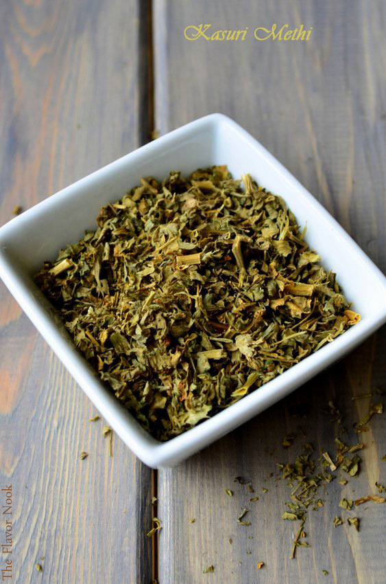 Kasuri Methi - Dry Fenugreek Leaves