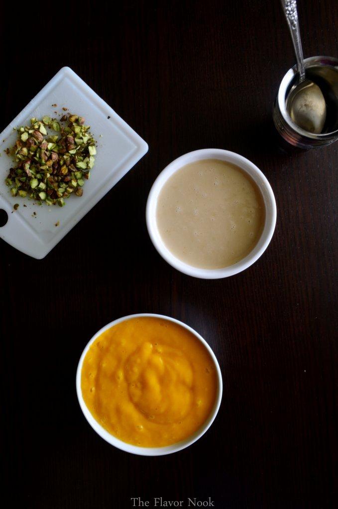 Ingredients - Mango Coconut Pops