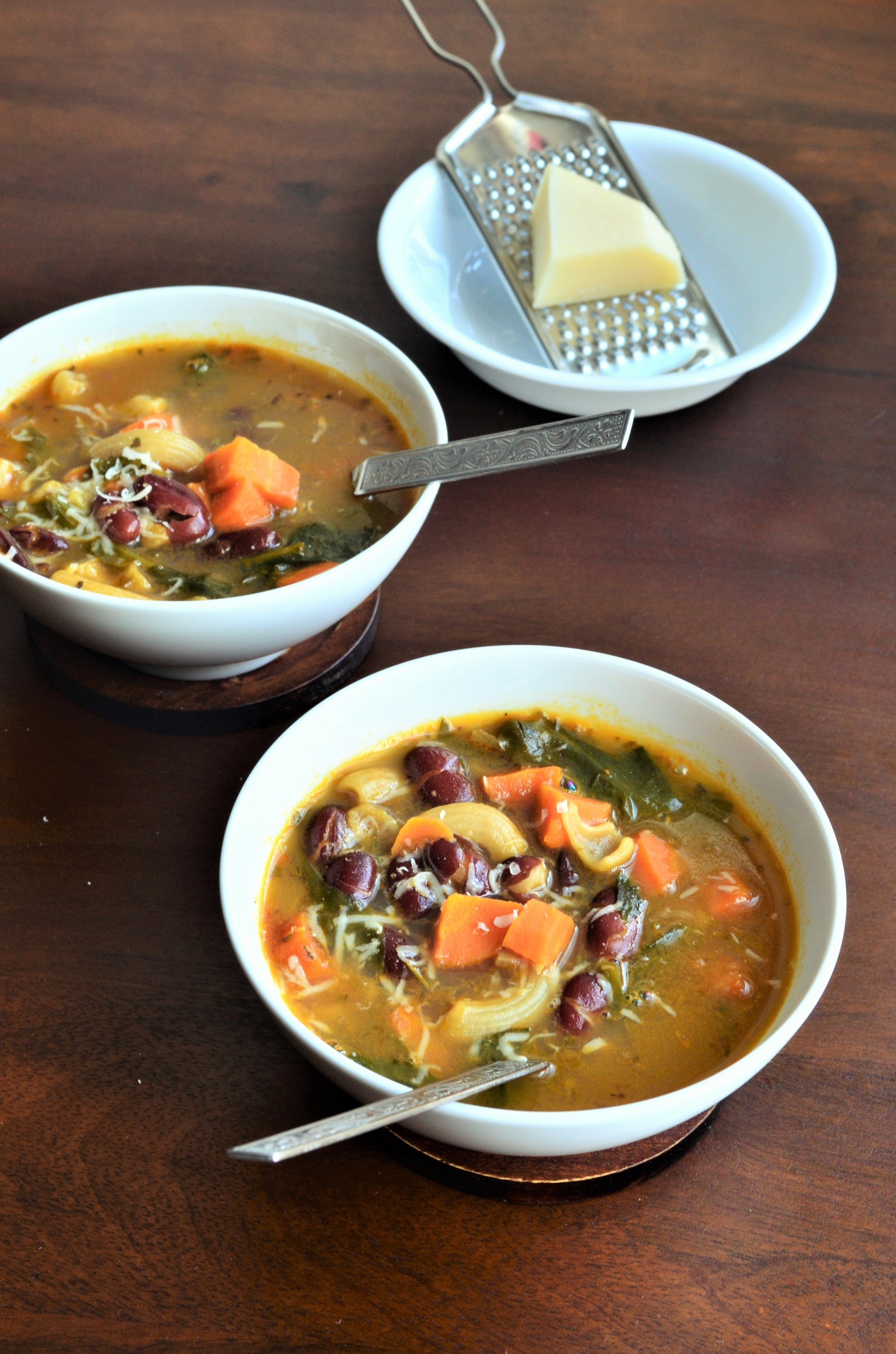 Carrot Bean Soup 4